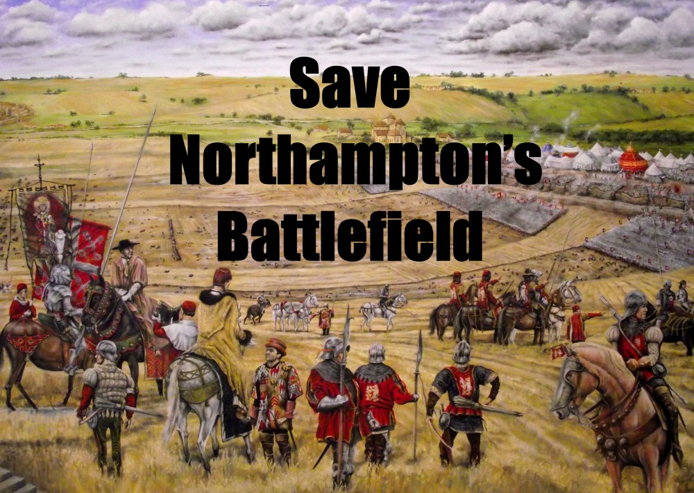 NBS Statement on new threat to the 1460 Battlefield